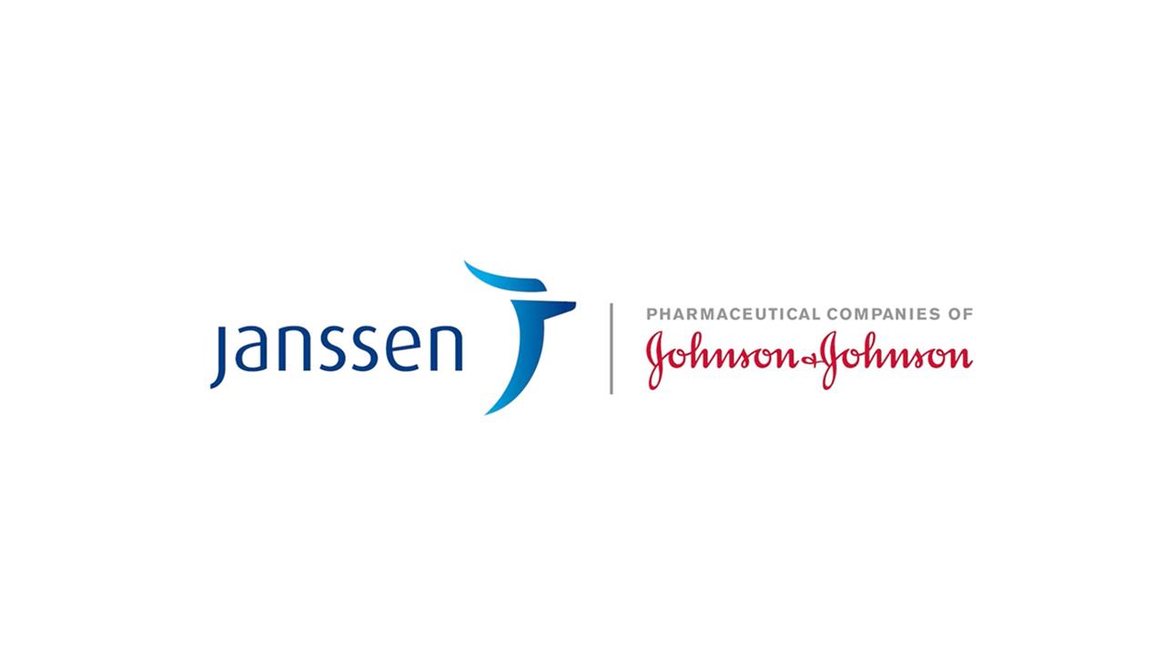 Bild mit Janssen und Johnson&Johnson logo